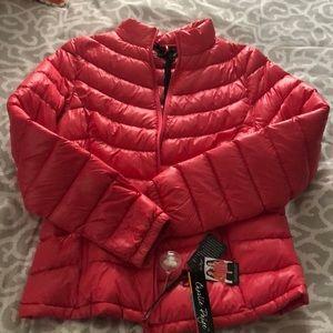 Packable Coat NWT